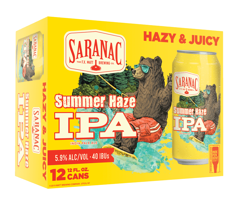 Summer Hazer 12 Pack Mockup
